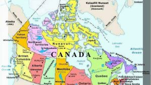 West Coast Of Canada Map Plan Your Trip with these 20 Maps Of Canada