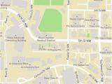 West Georgia Campus Map Gt Georgia Institute Of Technology Campus Map