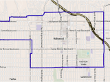 West Hollywood California Map Hollywood Wikipedia