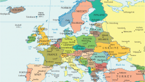 Western Europe Map with Capitals Europe City Map Paris Trip 2013 In 2019 Europe Facts