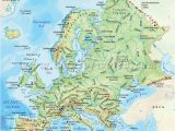 Western Europe Physical Map Quiz 36 Intelligible Blank Map Of Europe and Mediterranean