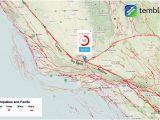 Westlake Village California Map United States Fault Map Best Traffic Map southern California Fresh