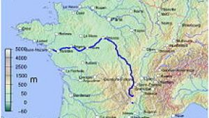 Where is Angers In France Map Loire Wikipedia