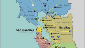 Where is Carmel California On the Map California Coast Map New Best California State by area and Regions