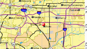 Where is Chino California On the Map Aerojet Chino Hills Ob Od Maps and Layout Enviroreporter Com Simple