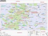 Where is Colorado Springs On the Map Coronado Springs Map Awesome Map Colorado Springs New I Pinimg 236x