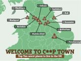 Where is Doncaster In England Map Peterborough Named Worst Place to Live In England Find Out