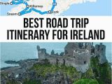 Where is Doolin Ireland On the Map the Perfect Ireland Road Trip Itinerary You Should Steal
