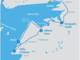 Where is Doolin Ireland On the Map tour the Cliffs Of Moher From Galway Burren Day tour