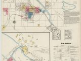 Where is Dowagiac Michigan On the Map Map Michigan Library Of Congress