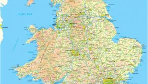 Where is England Located In the World Map Map Of England and Wales England England Map Map England