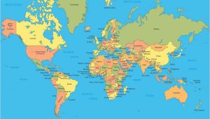 Where is England On the World Map Political Map Of the World A World Maps World Map with
