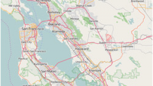 Where is Fremont California On the Map Fremont California Wikipedia