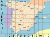 Where is Galicia In Spain On the Map Large Map Of Spain S Cities and Regions