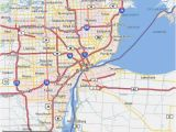 Where is Grand Rapids Michigan On A Map Airports In Michigan Map Elegant Grand Rapids Michigan Maps Directions