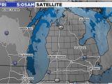 Where is Holland Michigan On A Map Radar Satellite