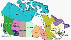Where is Hollister California at On A Map 925 area Code Map Awesome Us Canada area Code Map Best Map Od Canada