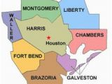 Where is Houston Texas On the Map 25 Best Maps Houston Texas Surrounding areas Images Blue