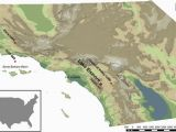 Where is Lake Elsinore California Map Map Of southern California Showing Location Of Lake Elsinore and Odp