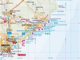 Where is Lanzarote On the Map Of Spain Lanzarote Road Map