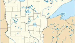 Where is Minnesota Located On the Map Minneapolis Wikipedia