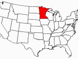 Where is Minnesota On the Map How It Feels to Be An Out Of Stater From Minnesota A Buckeyes Blog