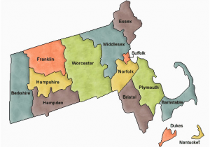 Where is New England Located On the Map Massachusetts County Map Love that Dirty Water 100 Things to Do