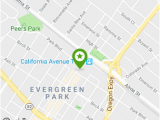 Where is Palo Alto California On A Map Palo Alto California Map New where is Palo Alto California A Map