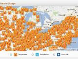 Where is Saline Michigan On the Map How Has Your Local Climate Changed the Weather Underground Shows