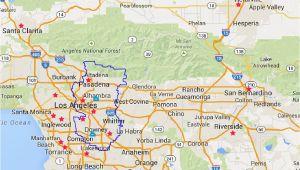 Where is San Bernardino California On the Map San Bernardino California Map World Maps