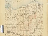 Where is Sandusky Ohio On Map Ohio Historical topographic Maps Perry Castaa Eda Map Collection