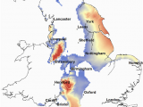 Where is Shropshire In England On the Map Principal Aquifers In England and Wales Aquifer Shale and