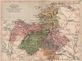Where is Sligo In Ireland On A Map Amazon Com County Sligo Antique County Map Connaught Ireland