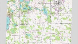 Where is south Lyon Michigan On the Map south Lyon Mi topographic Map topoquest