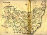 Where is Suffolk England On A Map Suffolk Maps Genealogy Familysearch Wiki