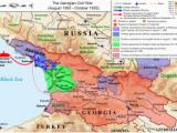 Where is Tbilisi Georgia On World Map Georgian Civil War Wikipedia