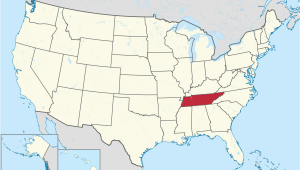Where is Tennessee In Usa Map Tennessee Wikipedia