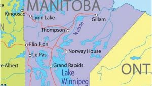 Where is Winnipeg On the Map Of Canada Winnipeg Manitoba Saskatchewan and Manitoba Canada