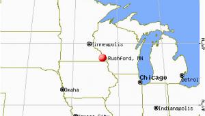 Where is Winona Minnesota On A Map Rushford Minnesota Mn 55971 Profile Population Maps Real