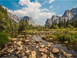 Where is Yosemite National Park In California Map How to Spend A Day In Yosemite