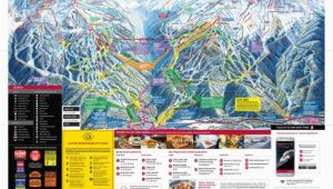 Whistler Canada Ski Map Whistler Blackcomb Trail Map Onthesnow