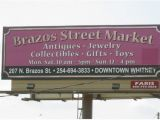 Whitney Texas Map Brazos Street Market Whitney 2019 All You Need to Know before