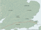 Winchester Map England Harrow Way Wikipedia