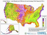 Wind Speed Map Ireland Wind Power In the United States Wikiwand