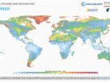 Wind Speed Map Ireland Wind Power Wikipedia