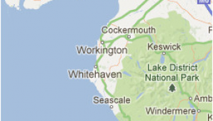 Windermere England Map Link to Map Of attractions In Cumbria England Travel and
