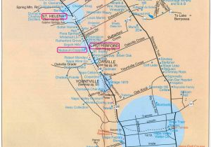 Wineries In California Map Printable Napa Wine Map Sanda Kaufman S Image Collection Napa