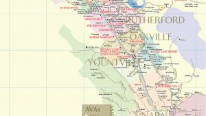 Wineries In southern California Map Napa Valley Winery Map Fresh Wineries In southern California Map