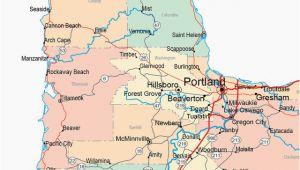 Woodburn oregon Map Map or oregon Coast Secretmuseum