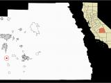Woodlake California Map Tipton California Wikipedia